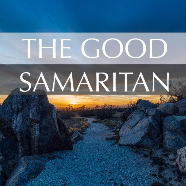 The Good Samaritan Terri Churchill Third Way Church